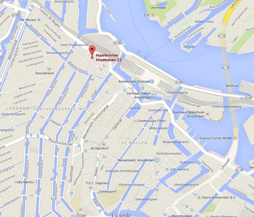 Haarlemmer Houttuinen Amsterdam
